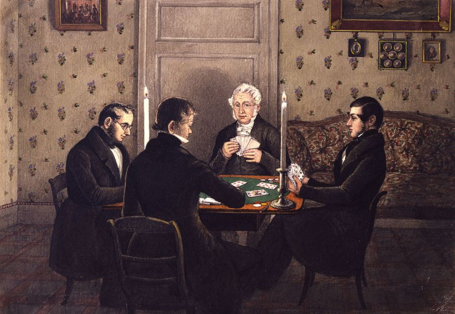 johann_anton_sarg_and_three_friends_playing_whist_yorag